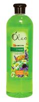 Шампунь для волосся «7 трав» ТМ «Oleo». Енергія Природи. З натуральними екстрактами для всіх типів волосся. 1000 мл