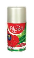 Освіжувач повітря «ALPEN fresh» серії «Verti» КВІТКОВИЙ ДЖЕМ. Змінний універсальний аерозольний балон для автоматичних систем дезодорації повітря.
