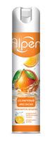 Освіжувач повітря «ALPEN» Сонячний апельсин