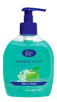 """Жидкое мыло TM """"Flower Shop"""" яблоко и жасмин, для чувствительной кожи"""