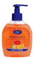 """Жидкое мыло TM """"Flower Shop"""" апельсин и грейпфрут, с витамином Е"""