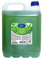 """Жидкое мыло TM """"Flower Shop""""__зеленый чай, заживляющее"""