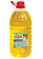 "Средство для мытья посуды ТМ ""Silvia"" АНТИЖИР ""сочный лимон"" 5000 мл"
