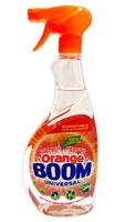 """Универсальное моющее средство ТМ """"Orange BOOM"""" эмульсия на основе апельсинового масла"""