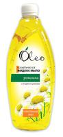 КОСМЕТИЧНЕ РІДКЕ МИЛО «Ромашка» ТМ «Oleo» з екстрактом ромашки, 1000 мл