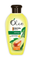 КРЕМ-ГЕЛЬ ДЛЯ ДУШУ «Авокадо» ТМ «Oleo». Комплексний догляд для будь-якого типу шкіри.