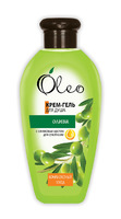 КРЕМ-ГЕЛЬ ДЛЯ ДУШУ «Олива» ТМ «Oleo». Комплексний догляд для сухої шкіри.