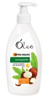 КРЕМ-МИЛО «Макадамія» ТМ «Oleo». Комплексний догляд  для чутливої шкіри.