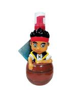 Детская гель-пенка для душа, мытья рук и тела «Pirate Jake» ТМ «Disney»